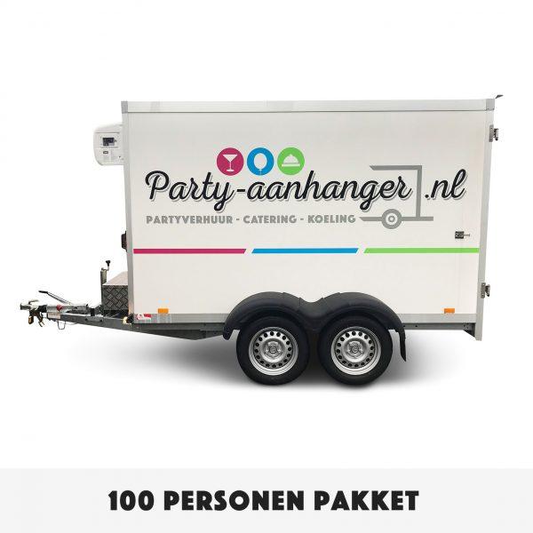 100 personen pakket